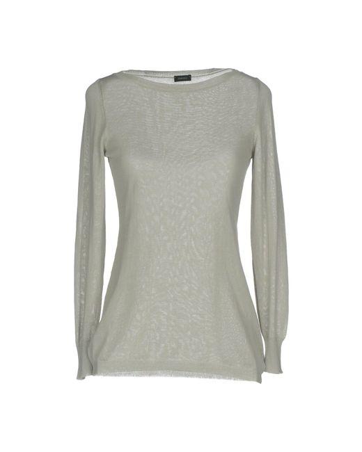 Zanone - Green Sweaters - Lyst