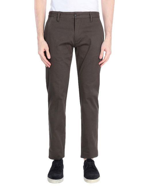 Armani Jeans - Green Casual Trouser for Men - Lyst