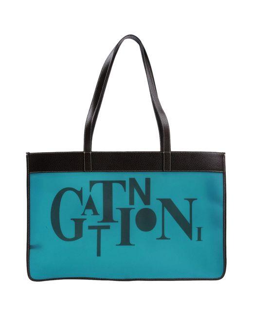 Gattinoni - Green Shoulder Bag - Lyst