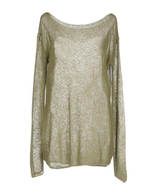 Roberto Collina Green Sweater