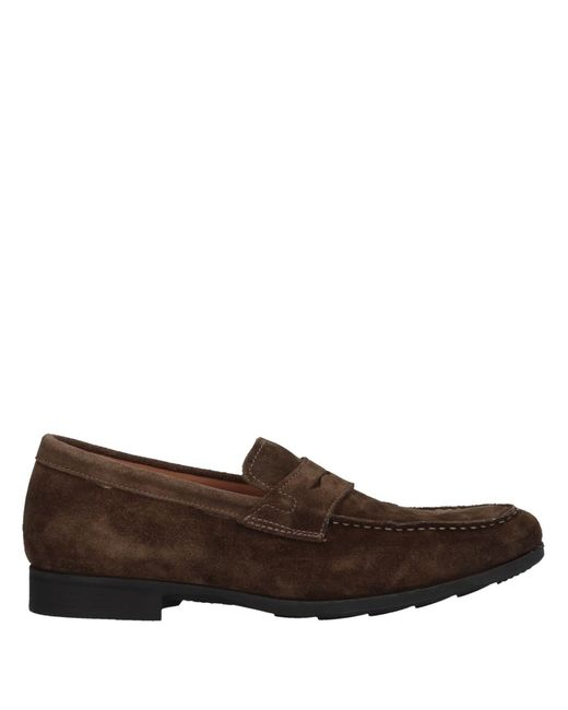 Geox - Green Loafer for Men - Lyst