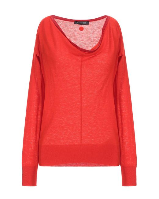 Marciano Red Jumper