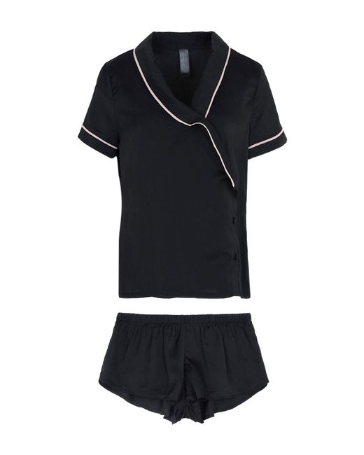 Bluebella Black Sleepwear