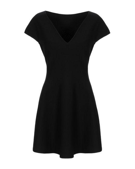 Vestito corto di Gentry Portofino in Black