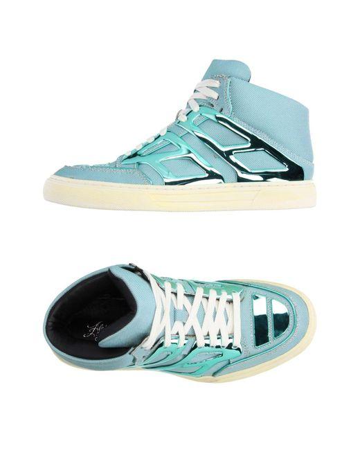Alejandro Ingelmo - Blue High-tops & Sneakers - Lyst