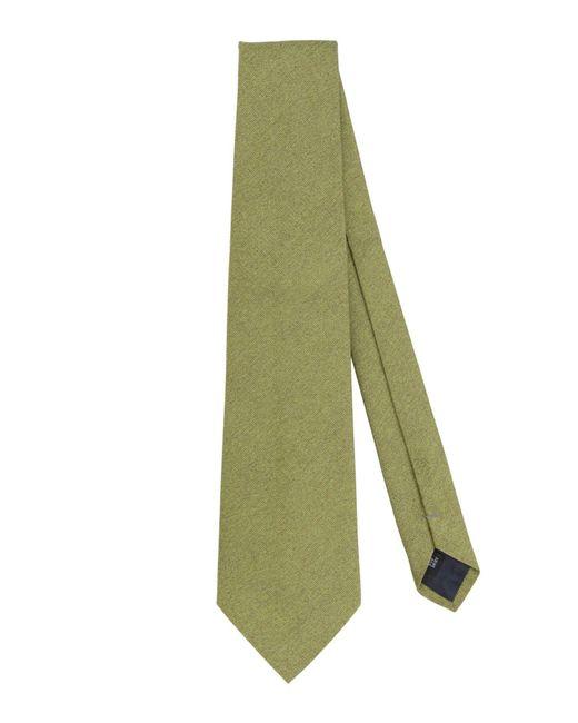 Les Copains - Green Tie for Men - Lyst