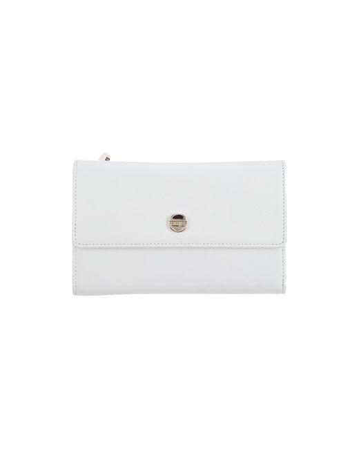 Borbonese White Brieftasche