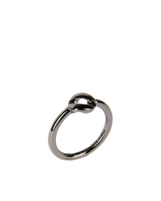 Marc By Marc Jacobs - Gray Ring - Lyst