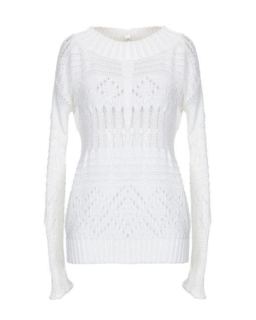 Pullover di ALTEЯƎGO in White