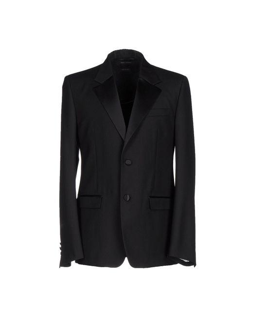 Marc Jacobs - Black Blazer for Men - Lyst