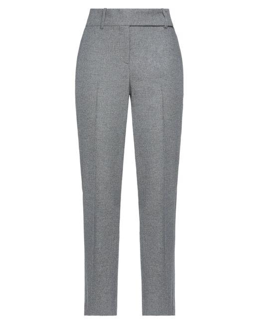 Ermanno Scervino Gray Casual Trouser