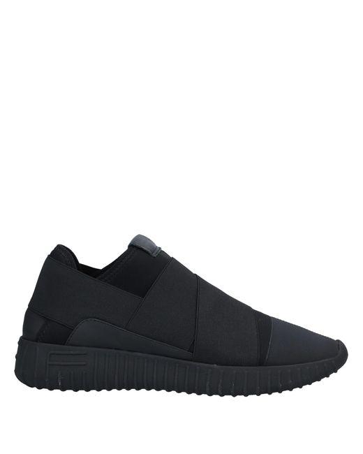 Fessura Sneakers & Deportivas de hombre de color negro