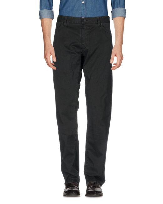 BOSS Green - Black Casual Trouser for Men - Lyst
