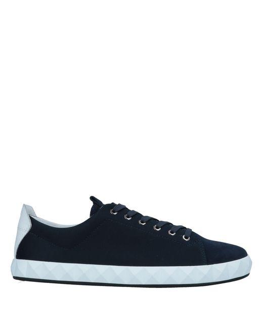 Sneakers & Tennis basses Emporio Armani pour homme en coloris Blue