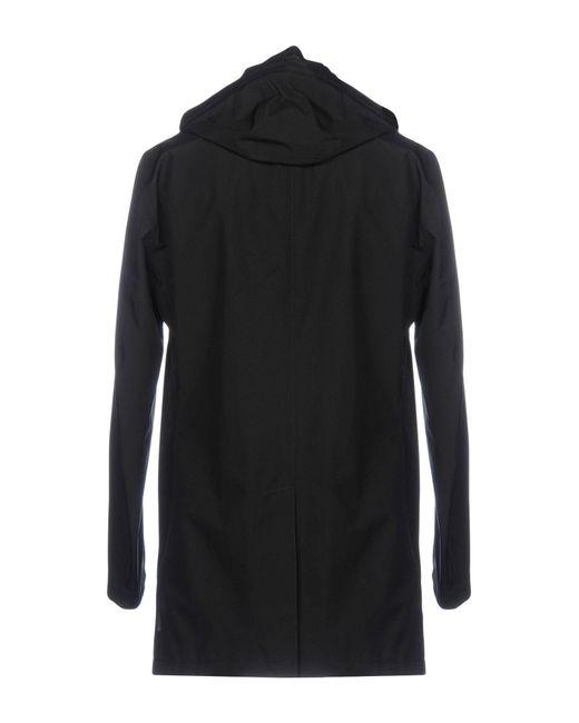 Herno Black Jacket for men