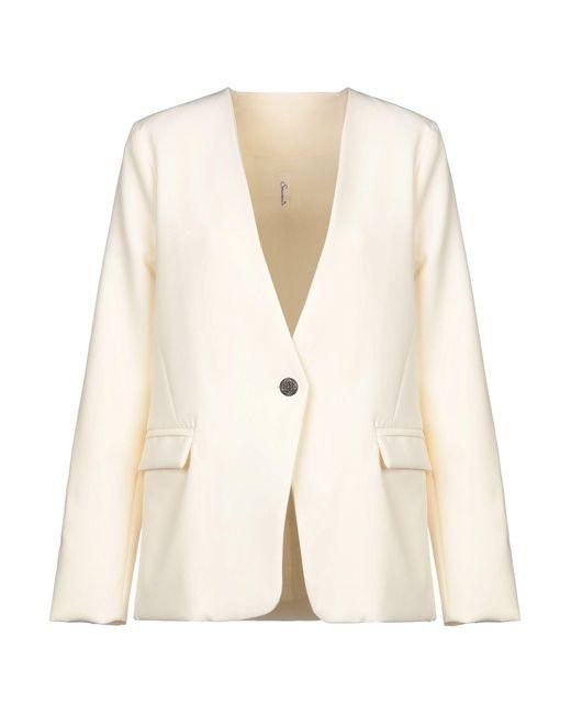 Souvenir Clubbing White Blazer