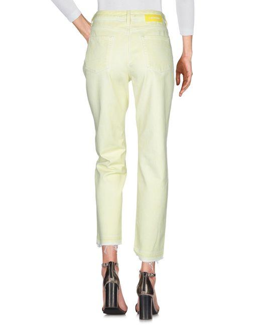 PT Torino Yellow Jeanshose