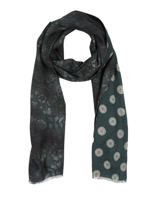 Roda - Green Oblong Scarf for Men - Lyst