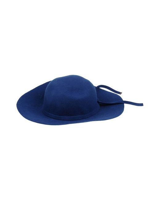 Armani Jeans - Blue Hats - Lyst
