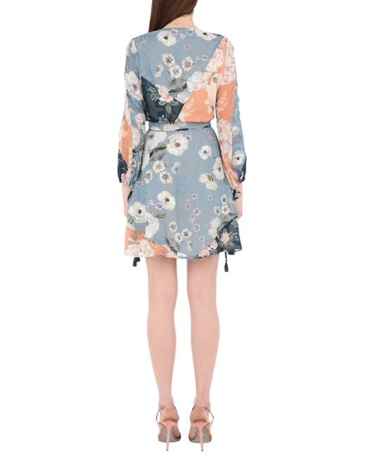 We Are Kindred Blue Kurzes Kleid