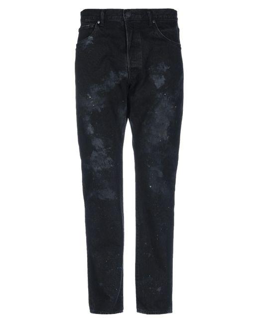 Pantalon en jean John Elliott pour homme en coloris Black