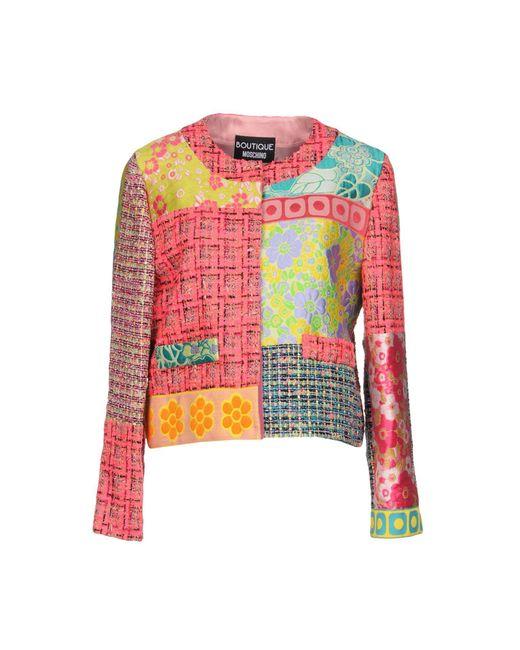Boutique Moschino - Multicolor Blazer - Lyst