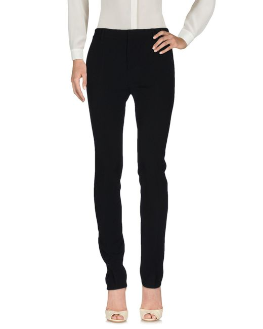 DSquared² Black Casual Trouser