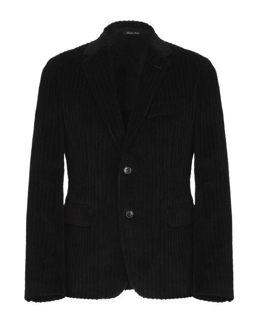 Brian Dales Black Blazer for men