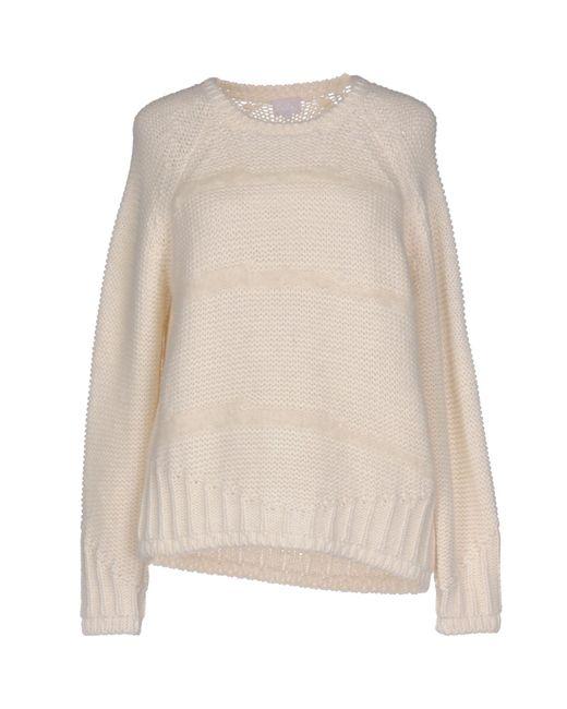 Lala Berlin | White Sweater | Lyst
