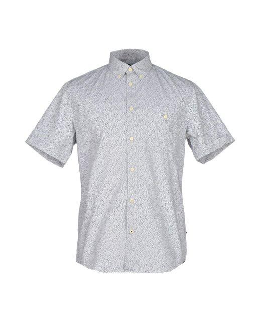 NN07 - White Shirt for Men - Lyst