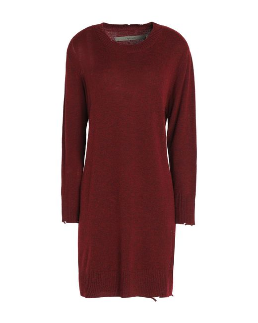 Enza Costa Red Jumper