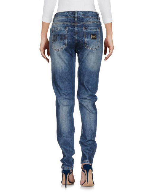 Philipp Plein Blue Jeanshose