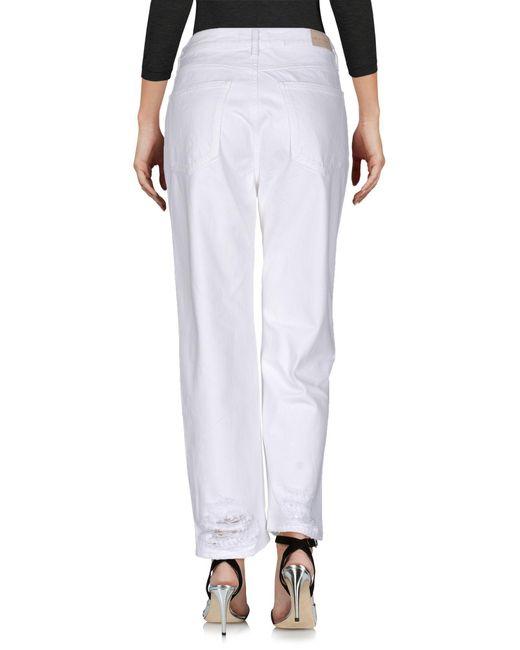 Pantalones vaqueros MiH Jeans de color White