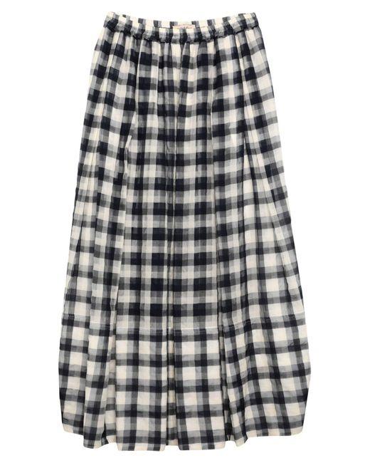 Gentry Portofino Multicolor 3/4 Length Skirt