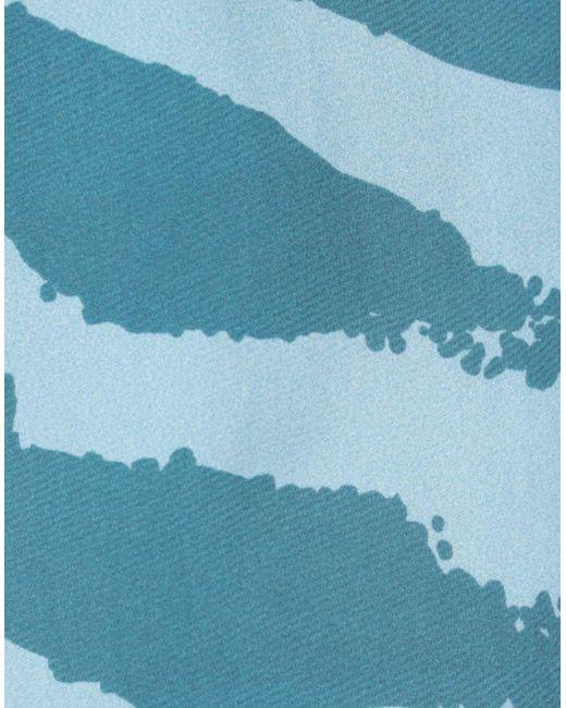Pantalone di ..,merci in Blue