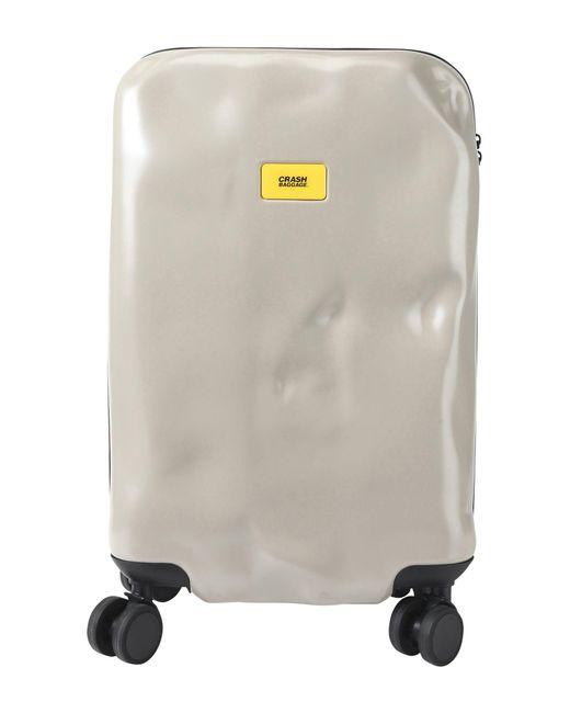 Crash Baggage Gray Wheeled luggage