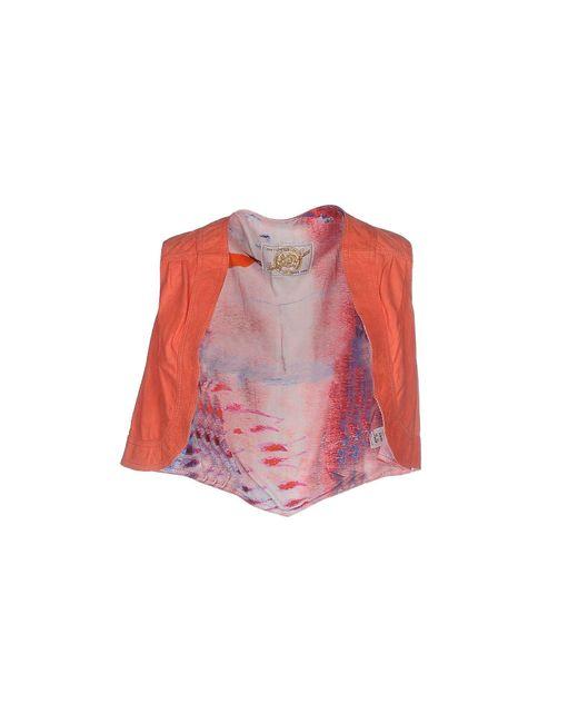 Vintage De Luxe | Pink Top | Lyst
