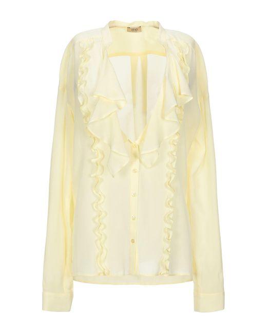 Camicia di Liu Jo in Yellow