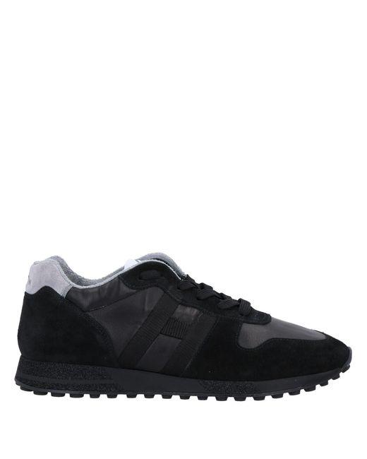 Sneakers & Deportivas Hogan de hombre de color Black