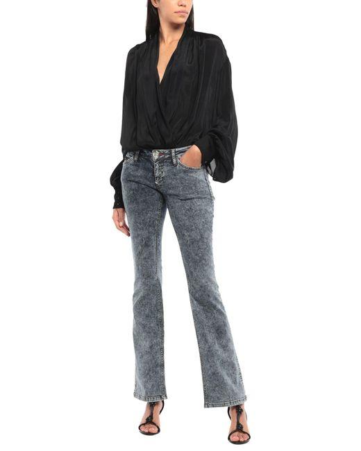Pantalones vaqueros Philipp Plein de color Black
