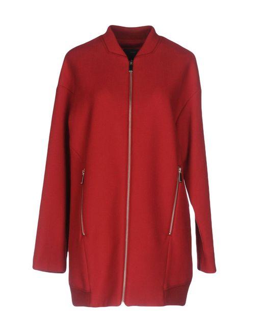 Pinko Red Jacket