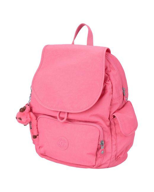 Kipling - Pink Backpacks & Fanny Packs - Lyst