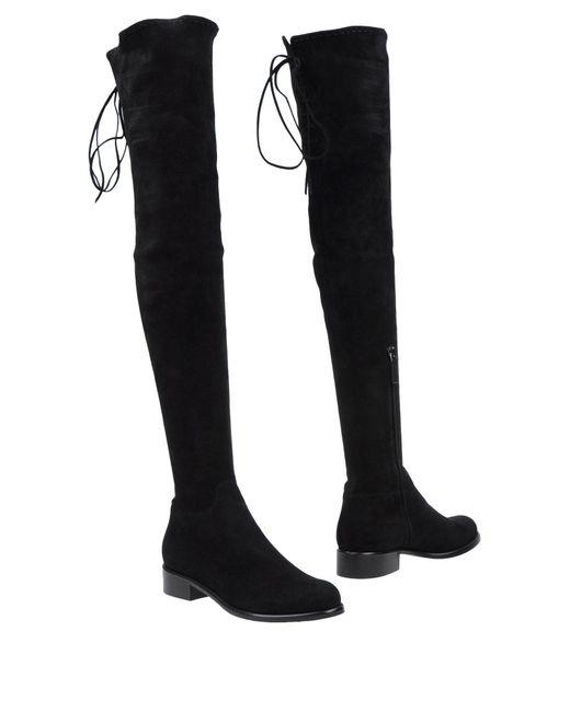 Ermanno Scervino - Black Boots - Lyst