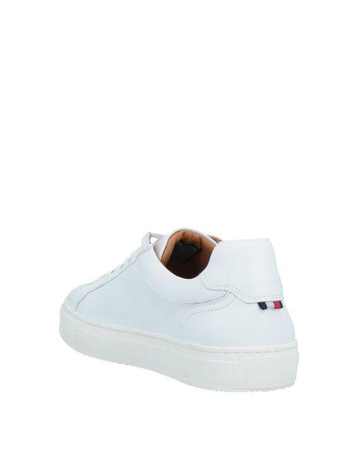 Sneakers & Tennis basses Tommy Hilfiger pour homme en coloris White