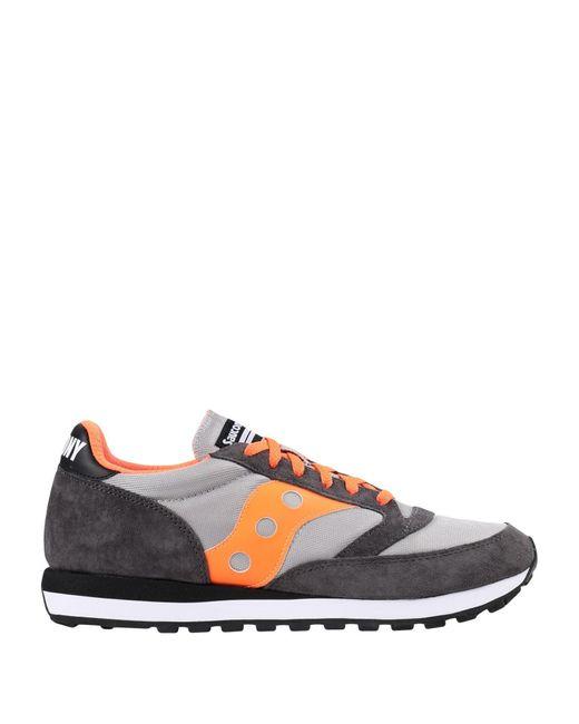 Sneakers Saucony de hombre de color Gray