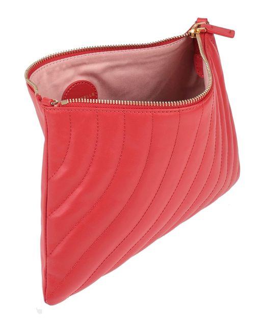 Borse a tracolla di Coccinelle in Red