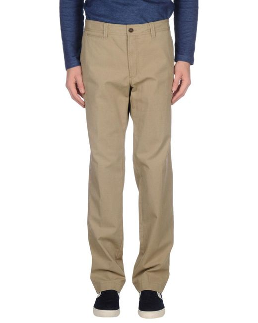 Marina Yachting - Natural Casual Pants for Men - Lyst
