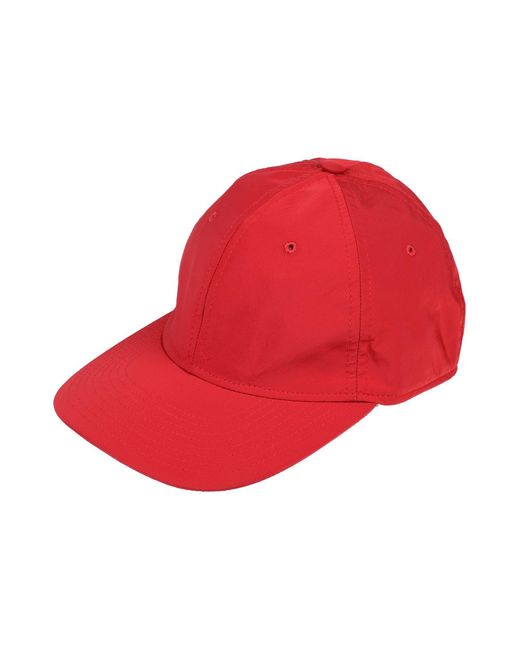 Chapeau Lacoste pour homme en coloris Red