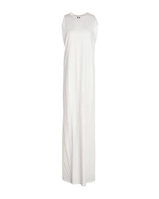DRKSHDW by Rick Owens - Gray Long Dress - Lyst