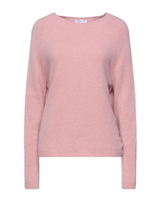 Majestic Filatures Pink Sweater